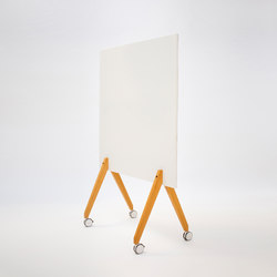 Pinboard | Pin-Up on Tour | White boards | roomours Kommunikationstools