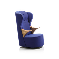 poem armchair | Poltrone lounge | Brühl