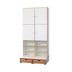 High Modul  DBF-623-10 | Kids storage furniture | De Breuyn
