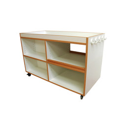 Material Wagon | Kids storage furniture | De Breuyn