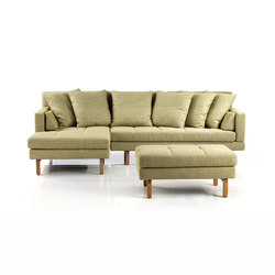 amber sofa | Modular sofa systems | Brühl
