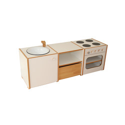 Doll`s kitchen | Play furniture | De Breuyn