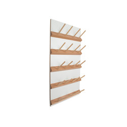 Wardrobe Furniture Modul  DBF-417.1 | Percheros de pared | De Breuyn