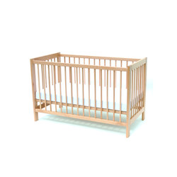 Cot beech  DBF-166-01 | Children's beds | De Breuyn