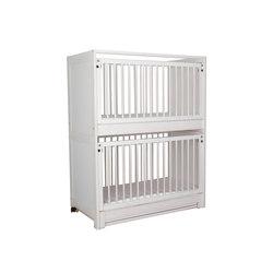 Baby Bunk Bed white   DBF-162-10 | Camas para niños | De Breuyn