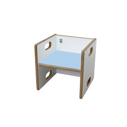 Chaise transformable – DBF-813-52 | Children's area | De Breuyn