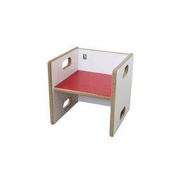 Convertible Chair   DBF-813-56 | Children's area | De Breuyn