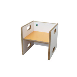 Chaise transformable – DBF-813-57 | Children's area | De Breuyn