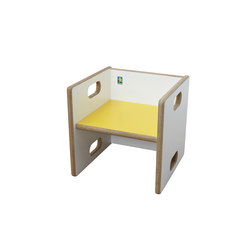 Chaise transformable – DBF-813-58 | Children's area | De Breuyn