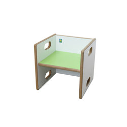 Chaise transformable – DBF-813-59 | Children's area | De Breuyn