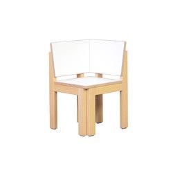 Corner Seat Modul  DBF-830 | Kids benches | De Breuyn