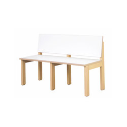 Corner Seat Modul  DBF-831 | Kids benches | De Breuyn