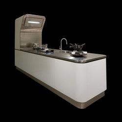 Liquida Flipper | Kompaktküchen | Veneta Cucine