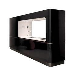 Liquida Frame | Kompaktküchen | Veneta Cucine