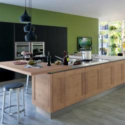 Dialogo ShellSystem | Cocinas isla | Veneta Cucine