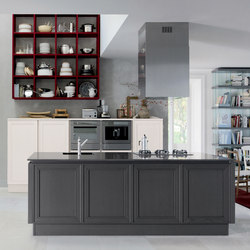 Elegante ShellSystem | Kücheninseln | Veneta Cucine