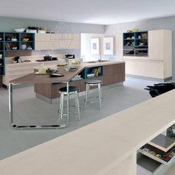 Ethica Decorativo | Cocinas isla | Veneta Cucine