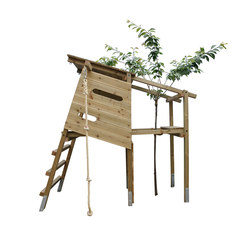 Tree House | Play equipment | De Breuyn