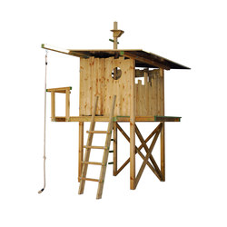 Bruno's Tree House | Play equipment | De Breuyn