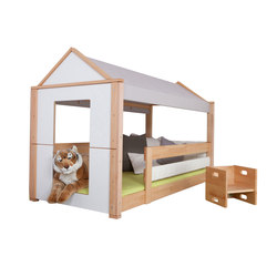 Maison low play bed | Letti per bambini | De Breuyn