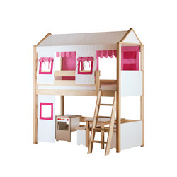Ville Lit haut | Infant's beds | De Breuyn