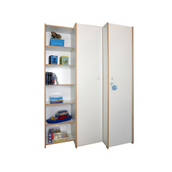 Cabinet Combination DBC-15 | Kids storage furniture | De Breuyn