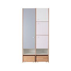 Wardrobe DBC-69 | Kids storage | De Breuyn