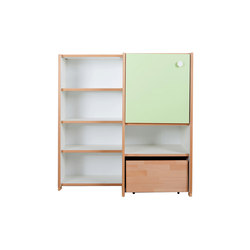 Cabinet Combination | Kids storage furniture | De Breuyn