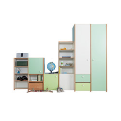 Cabinet Combination | Kids storage | De Breuyn