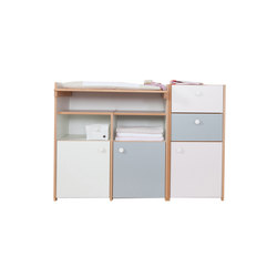 Delite – Changing Table DBC-71 | Fasciatoi | De Breuyn