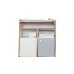 Delite – Changing Table DBC-70 | Fasciatoi | De Breuyn
