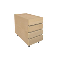 Ziggy drawer   DBD-860C-01-01 | Kids storage furniture | De Breuyn