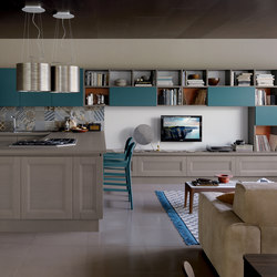 Vintage ShellSystem | Fitted kitchens | Veneta Cucine