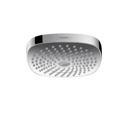 Hansgrohe Croma Select E 180 2jet EcoSmart 9 l/min overhead shower | Shower taps / mixers | Hansgrohe
