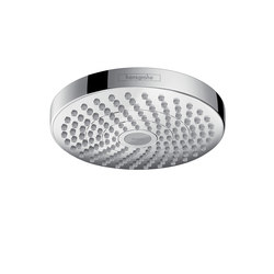Hansgrohe Croma Select S 180 2jet overhead shower | Shower taps / mixers | Hansgrohe