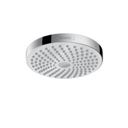 Hansgrohe Croma Select S 180 2jet overhead shower EcoSmart 9 l/min | Shower taps / mixers | Hansgrohe