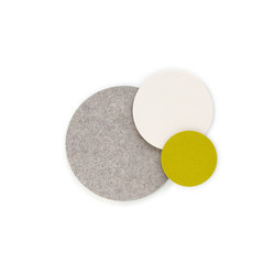 Acoustic element Twister | Sound absorbing objects | HEY-SIGN