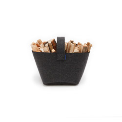Firewood basket Small | Storage boxes | HEY-SIGN