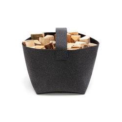 Firewood basket Big | Contenedores / cajas | HEY-SIGN