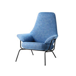 Hai lounge chair | Poltrone lounge | Hem