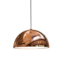 Dome Pendant Lamp | Suspensions | SEEDDESIGN