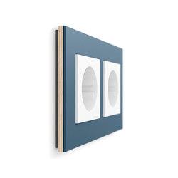 Esprit linoleum-plywood | Socket | Schuko sockets | Gira