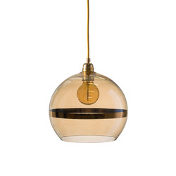 Rowan Pendant Lamp Stripes | Illuminazione generale | EBB & FLOW