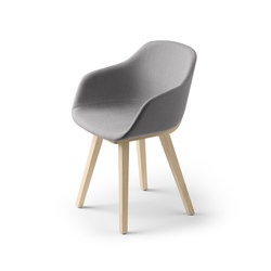 Kuskoa Bi Chair | Sillas | Alki