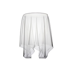 Tablecloth transparent | Tavoli alti | Eden Design