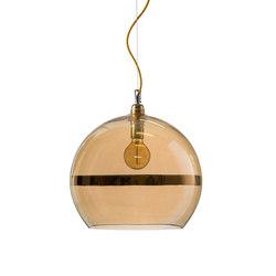 Rowan Pendant Lamp Stripes   General lighting   EBB & FLOW