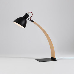 Laito Wood Desk Lamp | Iluminación general | SEEDDESIGN