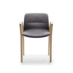 Jantzi Chair | Visitors chairs / Side chairs | Alki
