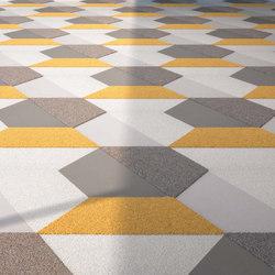 TEXtiles | Trapez | Carpet tiles | Vorwerk