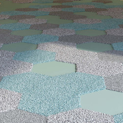 TEXtiles | Prisma | Carpet tiles | Vorwerk